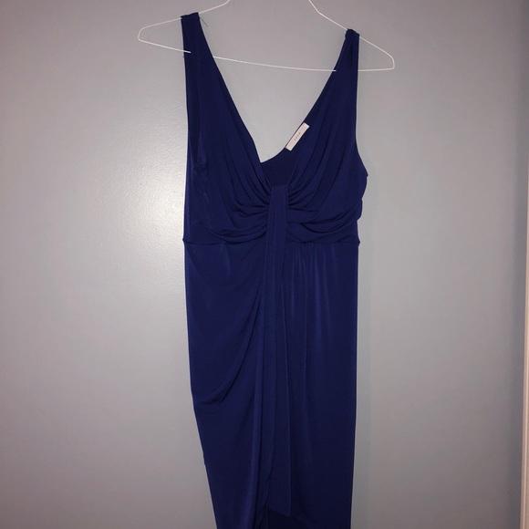 Lush Dresses & Skirts - Lush Blue Bodycon Party Dress